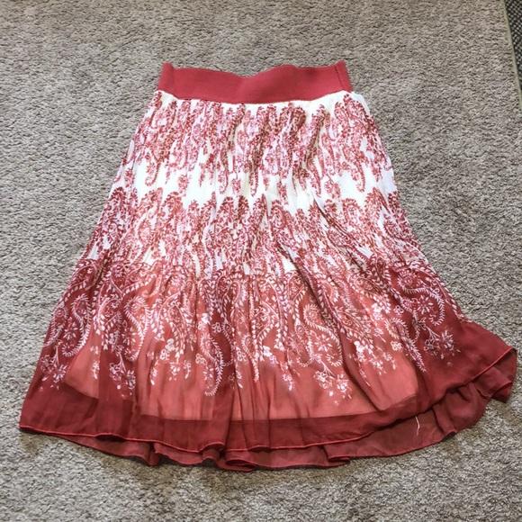 Metro Wear Dresses & Skirts - Pink Skirt
